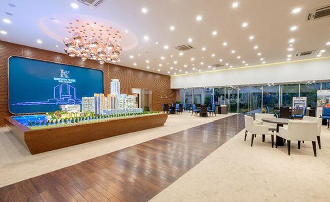 Chất sang trọng trong căn hộ Kenton Node Hotel Complex ở Nam Sài Gòn