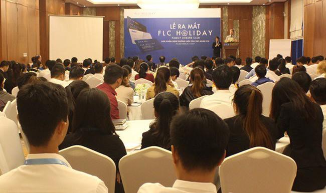 Ra mắt FLC Holiday: Tiết kiệm tới 70% giá phòng cùng nhiều ưu đãi