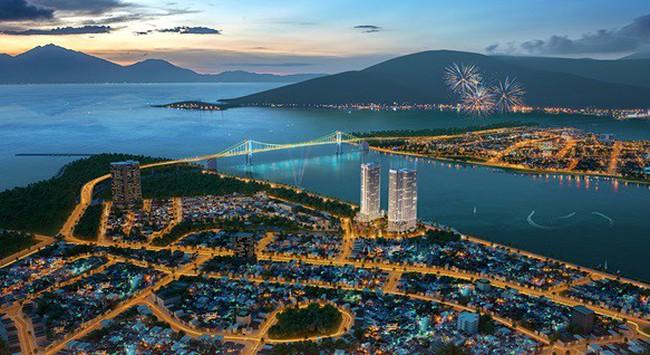 Đà Nẵng khởi công Tháp Đôi chào đón APEC 2017