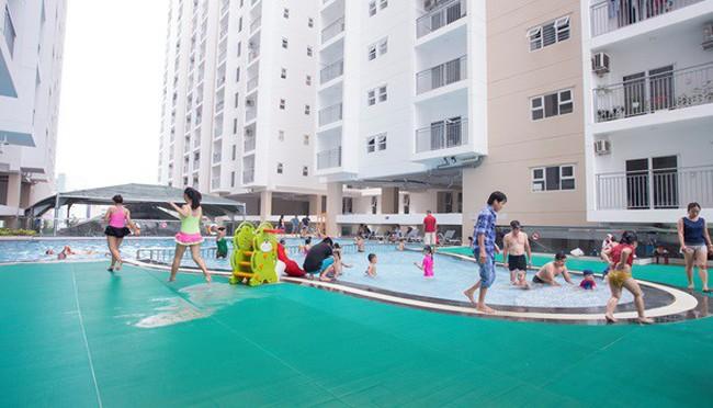Xây dựng không gian cộng đồng dân cư Oriental Plaza