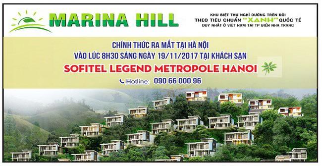 Ra mắt dự án theo chuẩn sống xanh ở Nha Trang tại Hà Nội