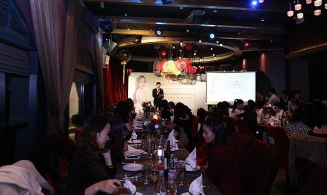 Gala kỷ niệm 1 năm thành lập H.E.R Beauty Clinic