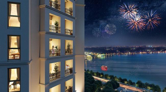 D'. El Dorado thu hút thị trường BĐS Hồ Tây cuối năm