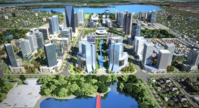 5 điểm nhấn của các dự án Bất động sản Tây Hồ Tây