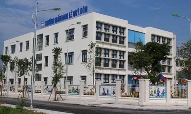 Thực trạng trường học trong khu đô thị