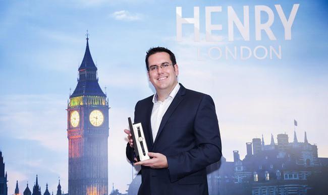 """Nhà sáng lập đồng hồ Henry Lodon: """"Mỗi sản phẩm chứa đựng một câu chuyện nhiều cảm xúc"""""""