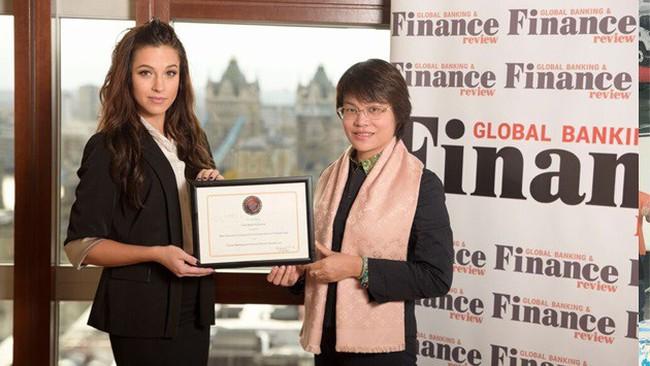 Global Banking & Finanace Review công bố Công ty bảo hiểm tốt nhất cho dịch vụ khách hàng Việt Nam 2017