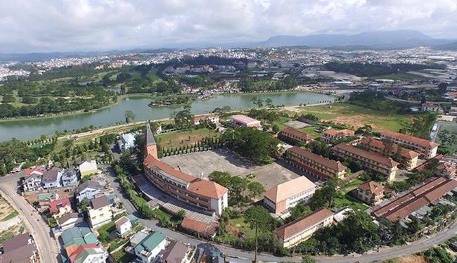 Thị trường bất động sản Đà Lạt sôi động nhờ cú huých hạ tầng