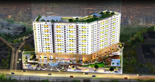 căn hộ chung cư cấp Saigonhomes Ngạc nhiên với giá chỉ 1,1 tỷ