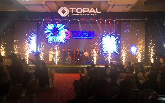 Nhôm Topal – Khác biệt để kiến tạo chuẩn mực