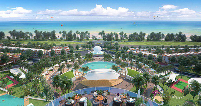 Nhà phố biển nghỉ dưỡng tầm trung, sở hữu vĩnh viễn được khách mua tìm kiếm