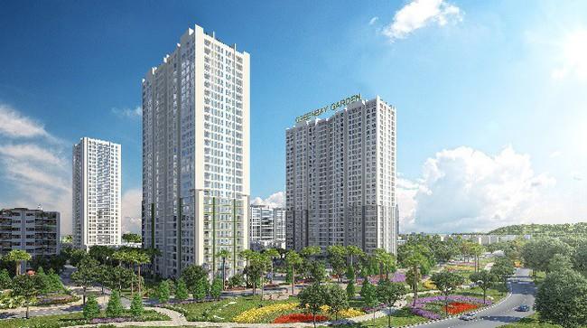 Green Bay Garden : Ý tưởng xây dựng thống nhất từ kiến trúc đến quy hoạch