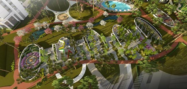 Hồng Hà Eco City – Công viên đô thị đáng sống tại Hà Nội