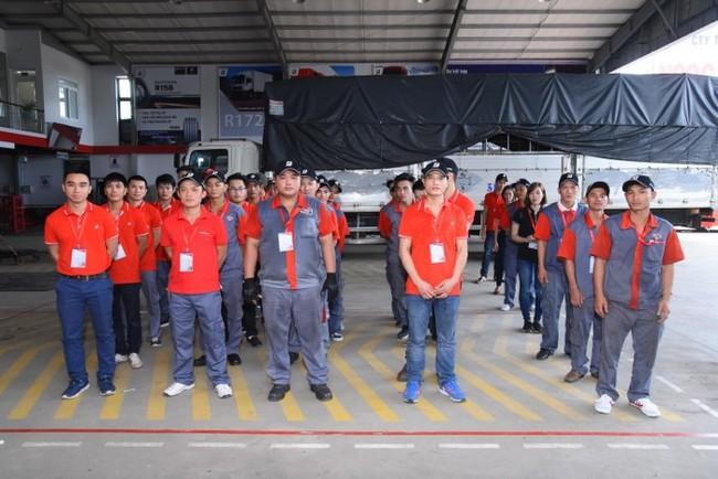 Bridgestone tiên phong tổ chức Hội thi tay nghề dành cho kĩ thuật viên lốp xe tải, buýt