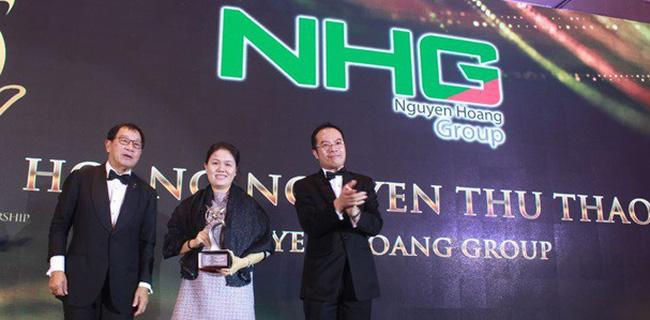 """Nữ doanh nhân Giải thưởng Doanh nhân Châu Á 2017 Hoàng Nguyễn Thu Thảo: """"Ai hạ mình xuống sẽ được tôn lên"""""""