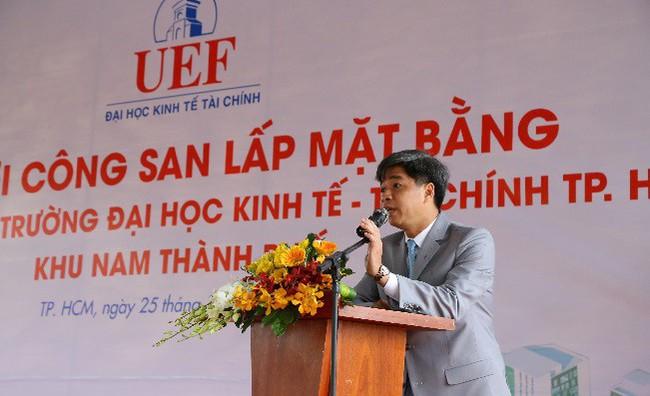 UEF đầu tư hơn 1.000 tỷ đồng cho dự án giáo dục khu Nam Thành phố