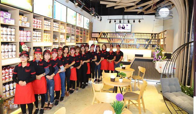 Thương hiệu trà sữa đóng hộp tiện lợi Xiang Piao Piao đã đến Việt Nam