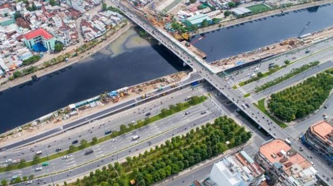 Dự án căn hộ thông minh làm sôi động bất động sản khu vực đại lộ Võ Văn Kiệt