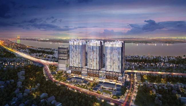 Sun Grand City Ancora Residence: Căn hộ duplex giữa trung tâm Hà Nội