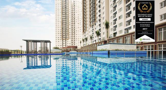 The Park Residence vượt các đối thủ Đông Nam Á giành giải Quốc tế