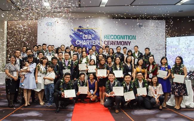 Chung kết cuộc thi CFA Institute Research Challenge Vietnam 2017- 2018 và lễ trao chứng chỉ CFA 2018