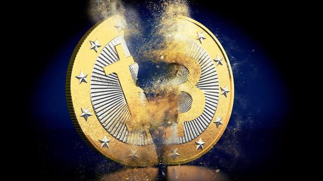 Nhìn lại 24 giờ điên dại của Bitcoin, khi đồng tiền số chạm đáy 10.891,32 USD