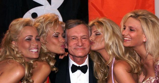 Ông trùm đế chế Playboy qua đời ở tuổi 91