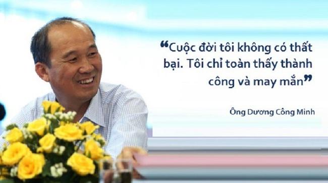 [Hồ sơ] Ông Dương Công Minh, tân chủ tịch Sacombank