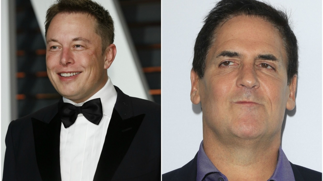 Cả Elon Musk, Mark Cuban và Larry Page đều thành công nhờ một đặc điểm vượt trội hơn người