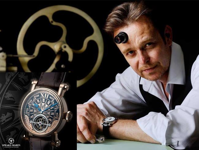 Chuyện về nghệ nhân chế tác số 1 thế giới Peter Speake-Marin và chiếc đồng hồ Tourbillon 3 tỷ đồng lấy cảm hứng từ văn hóa Việt