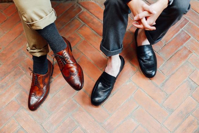 """Thú chơi giày thiết kế """"độc nhất vô nhị"""" - cách giới nhà giàu Trung Quốc khẳng định đẳng cấp thượng lưu"""