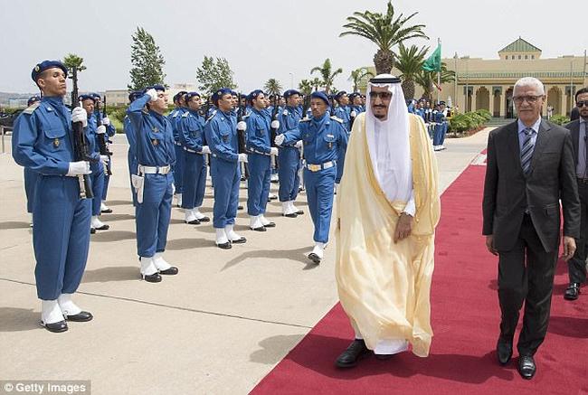 Quốc vương Saudi Arabia chi 100 triệu USD cho kỳ nghỉ xa xỉ nhất thế giới