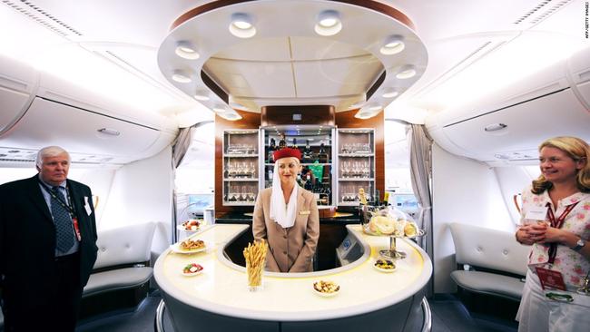 """Trải nghiệm """"sự chờ đợi hoàn hảo"""" tại sảnh tiếp khách của hãng bay hàng đầu thế giới"""