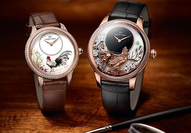 Những kiệt tác đồng hồ tiền tỉ năm ất dậu