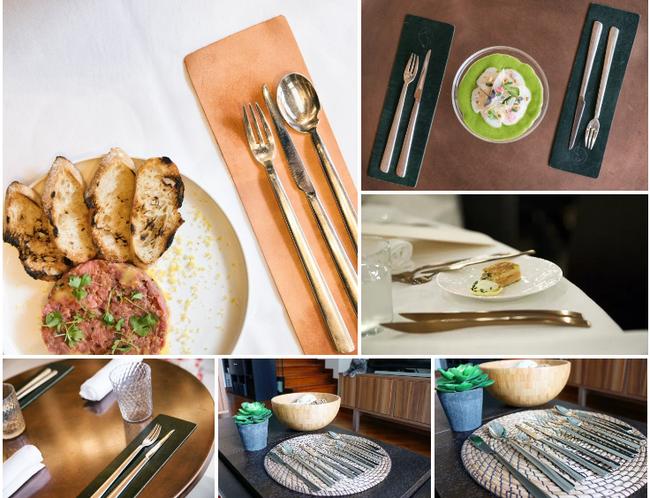 Bộ dao dĩa cao cấp MoonLashes đem sự tinh tế và đẳng cấp đến bàn ăn