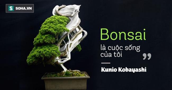 """""""Bậc thầy bonsai"""" Nhật và bí mật của vườn cảnh trăm tuổi được """"đại gia"""" thế giới ước thèm"""