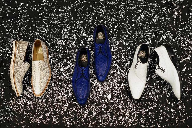 """Những đôi giày độc bản cá tính đầy cảm hứng dành cho quý ông """"chịu chơi nhất"""""""