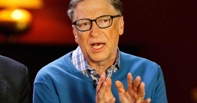 Tỷ phú Bill Gates: Tự tin là yếu tố quan trọng nhất để người trẻ thành công