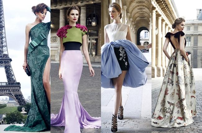 """Paris trên đường đua giành """"vương miện"""" kinh đô thời trang của thế giới"""