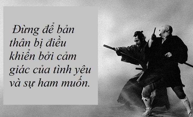21 triết lý của võ sĩ Samurai nổi tiếng Nhật Bản sẽ giúp bạn quản trị cuộc đời mình một cách minh tuệ