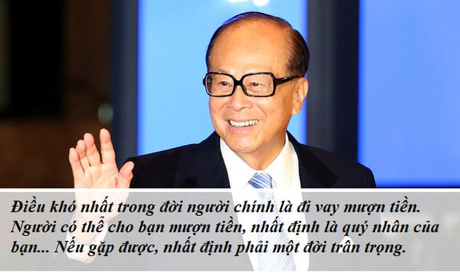 Câu chuyện về bát phở 30 nghìn và bí mật lớn nhất trong sự nghiệp của tỷ phú giàu số 1 Hong Kong Lý Gia Thành