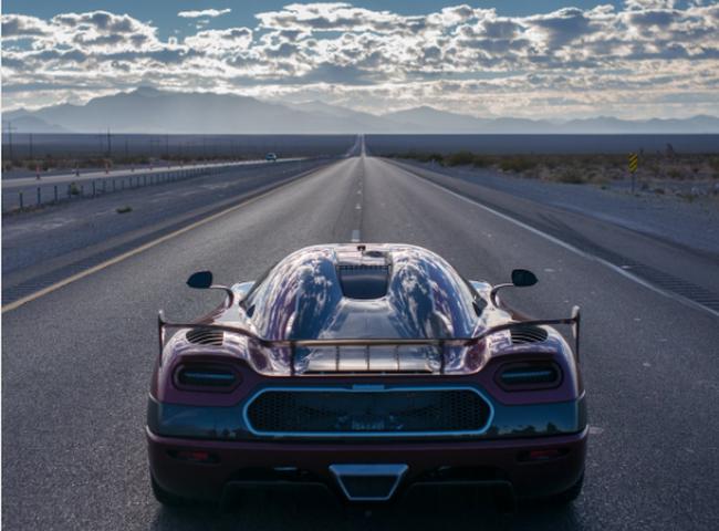 """Chiêm ngưỡng siêu xe """"vua tốc độ"""", nhanh nhất thế giới vận tốc tới 447km/h"""