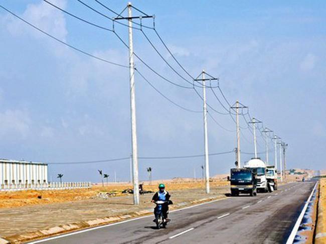 Chính phủ đồng ý điều chỉnh tổng thể Quy hoạch chung xây dựng Khu kinh tế Nhơn Hội