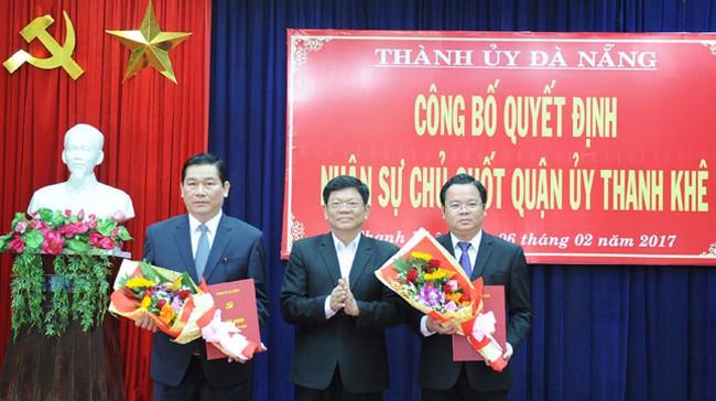 Đà Nẵng điều chuyển nhân sự Trưởng Ban Tuyên giáo Thành ủy