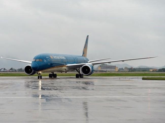 Điều chỉnh nhiều chuyến bay đến Đài Loan do ảnh hưởng của bão Nesat