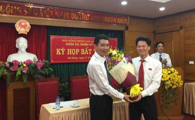 Hà Nội: Quận Hà Đông bất ngờ bầu Phó Chủ tịch mới