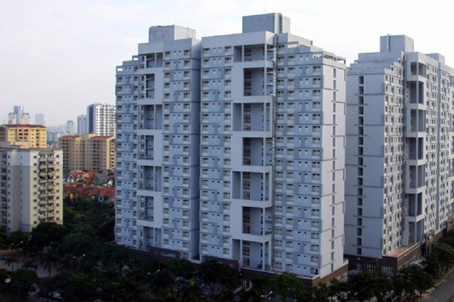 Hà Nội: 3.104 căn hộ tái định cư vẫn chưa có sổ đỏ