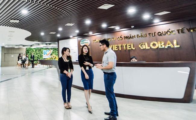 Viettel Global - Công ty phụ trách hoạt động đầu tư ra nước ngoài của Viettel chuẩn bị lên sàn Upcom