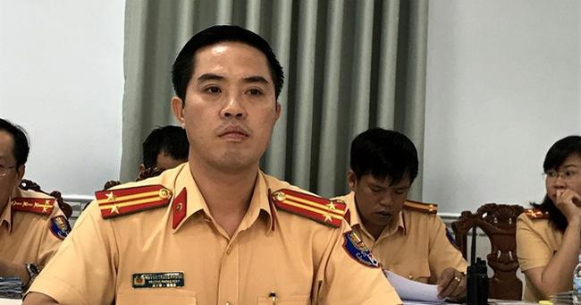 3 CSGT thừa nhận có mãi lộ ở gần sân bay Tân Sơn Nhất