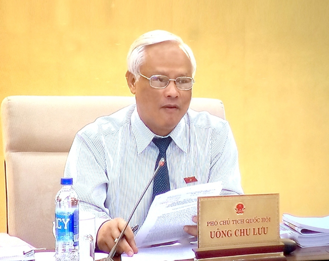 UBTVQH tán thành mở rộng địa giới TP. Thái Nguyên